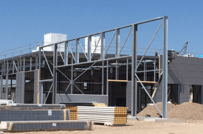 Staalconstructies - Catsburg BV